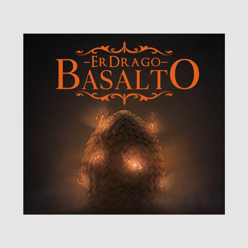 ER DRAGO - BASALTO CD