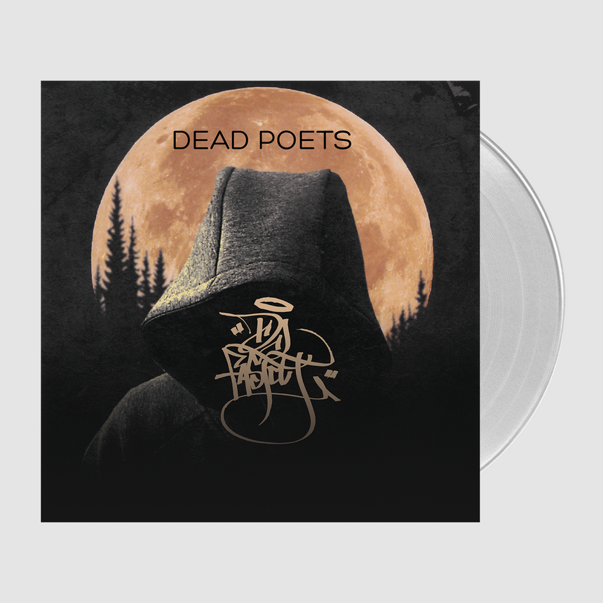 DJ FASTCUT - DEAD POETS (SPECIAL EDITION) CLEAR LP