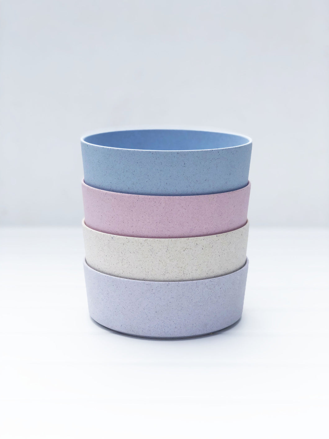 Children's Dinnerware | Bowls | 4 Colours | 4 Pack.