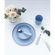 Load image into Gallery viewer, Children's Bamboo Dinnerware | 6 Piece Gift Set.