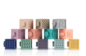 Silicone Building Blocks.