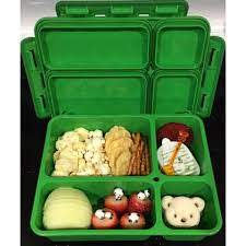 Go Green Medium Lunch Box.
