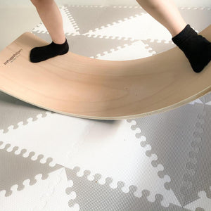 Equilibrio Wooden Balance Board.