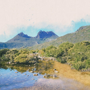 Cradle Mountain Stacker.