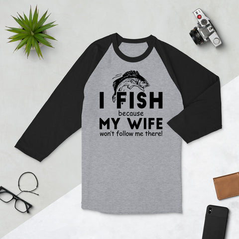 Image of Funny Fishing T-shirt