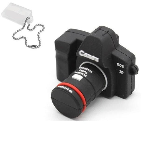 Camera USB Flash Drives