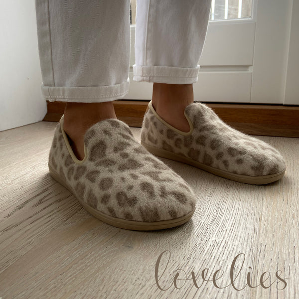 CANDI - LOW LOUNGE LOAFER