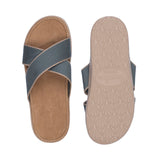 Sandal with woven straps. The Summer sandals from danish brand Lovelies. The rubber sole is nice and soft which makes the sandal very comfortable. The inner sole is covered with woven jute and the straps are med of fine cotton.soft inner sole is covered with jute.