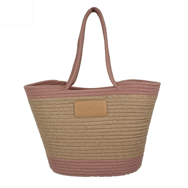 Flamencos - Beach bag - Medium