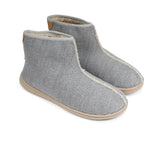 HL9532 Lovelies lounge slippers light grey