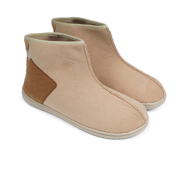 HL9541 Lovelies lounge slippers camel brown