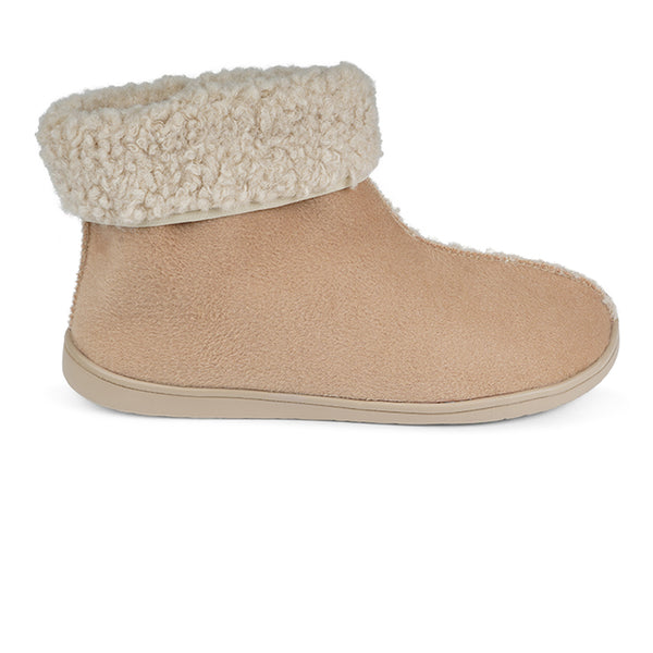 HL9731 Lovelies Ayana lounge slippers camel fur