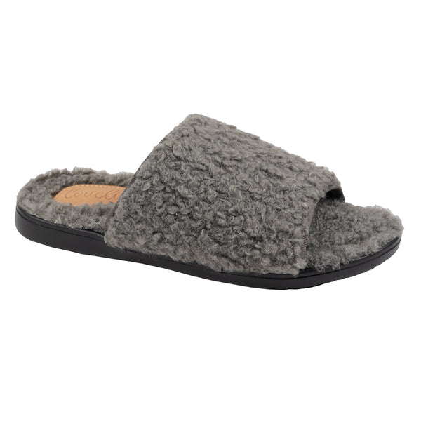 Lovelies Santi lounge slippers Grey LL7135