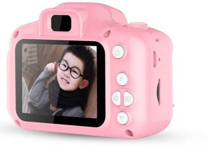 "VeeDee Kids Camera Children Digital Cameras Toys 1080P 2.0"" IPS Screen FHD Toddler Video Recorder Great Birthday Gifts for Kids (Pink)"