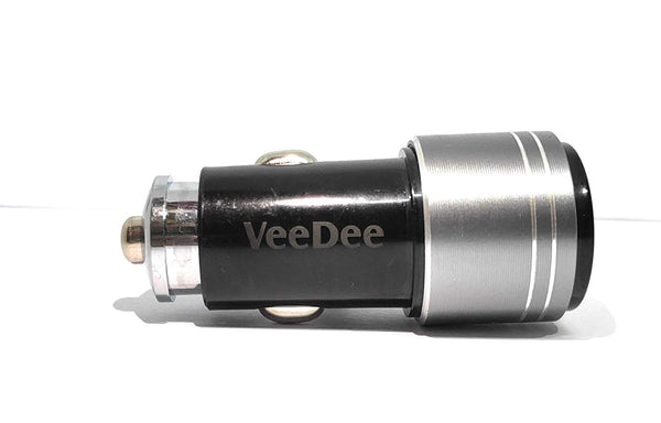 VeeDee 3.1 Car Charger for Most Mobile Phones