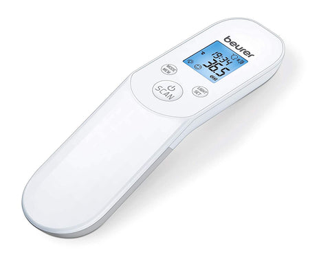 Beurer FT85-79513 Ft85 Non Contact Clinical Thermometer (White)
