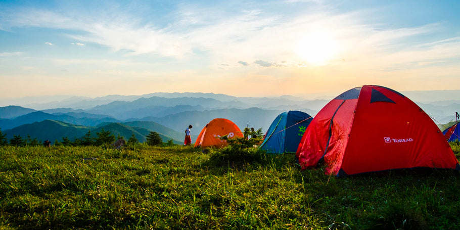 6 Items You Need To Take With You On Your Camping Trip