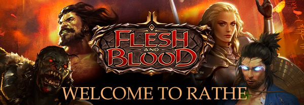 Flesh and Blood Restock - 10% off all Single Cards until March 16th