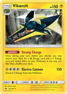 Vikavolt (52) [SM Base Set] - Duel Kingdom