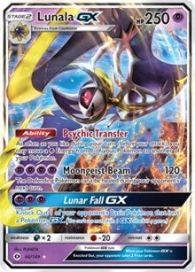 Lunala GX (66) [SM Base Set] - Duel Kingdom