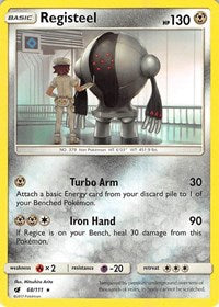 Registeel (68) [SM - Crimson Invasion] - Duel Kingdom | Duel Kingdom