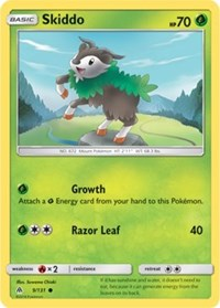 Skiddo (9) [SM - Forbidden Light] - Duel Kingdom