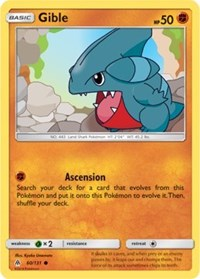 Gible (60) [SM - Forbidden Light] - Duel Kingdom | Duel Kingdom