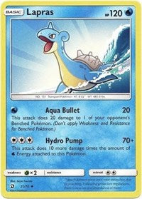 Lapras (21) [Dragon Majesty] - Duel Kingdom | Duel Kingdom
