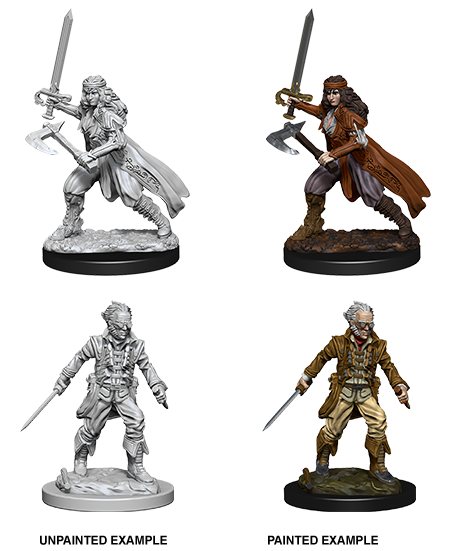 D&D Nolzur's Marvelous Miniatures: Vampire Hunters - Duel Kingdom