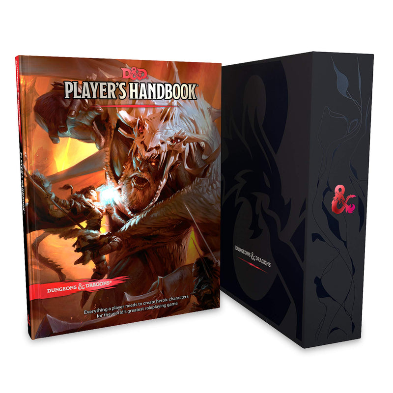 Dungeons & Dragons: 5th Edition Core Rulebooks Gift Set - Duel Kingdom