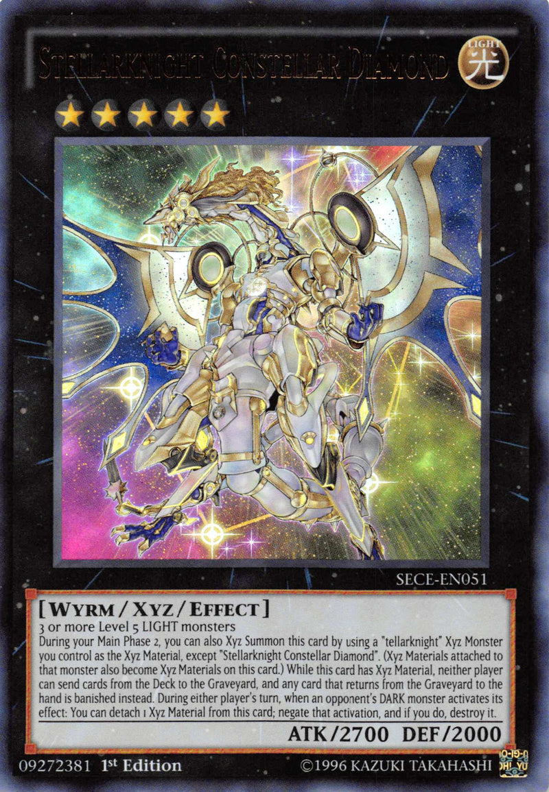 Stellarknight Constellar Diamond (UTR) [SECE-EN051] Ultimate Rare