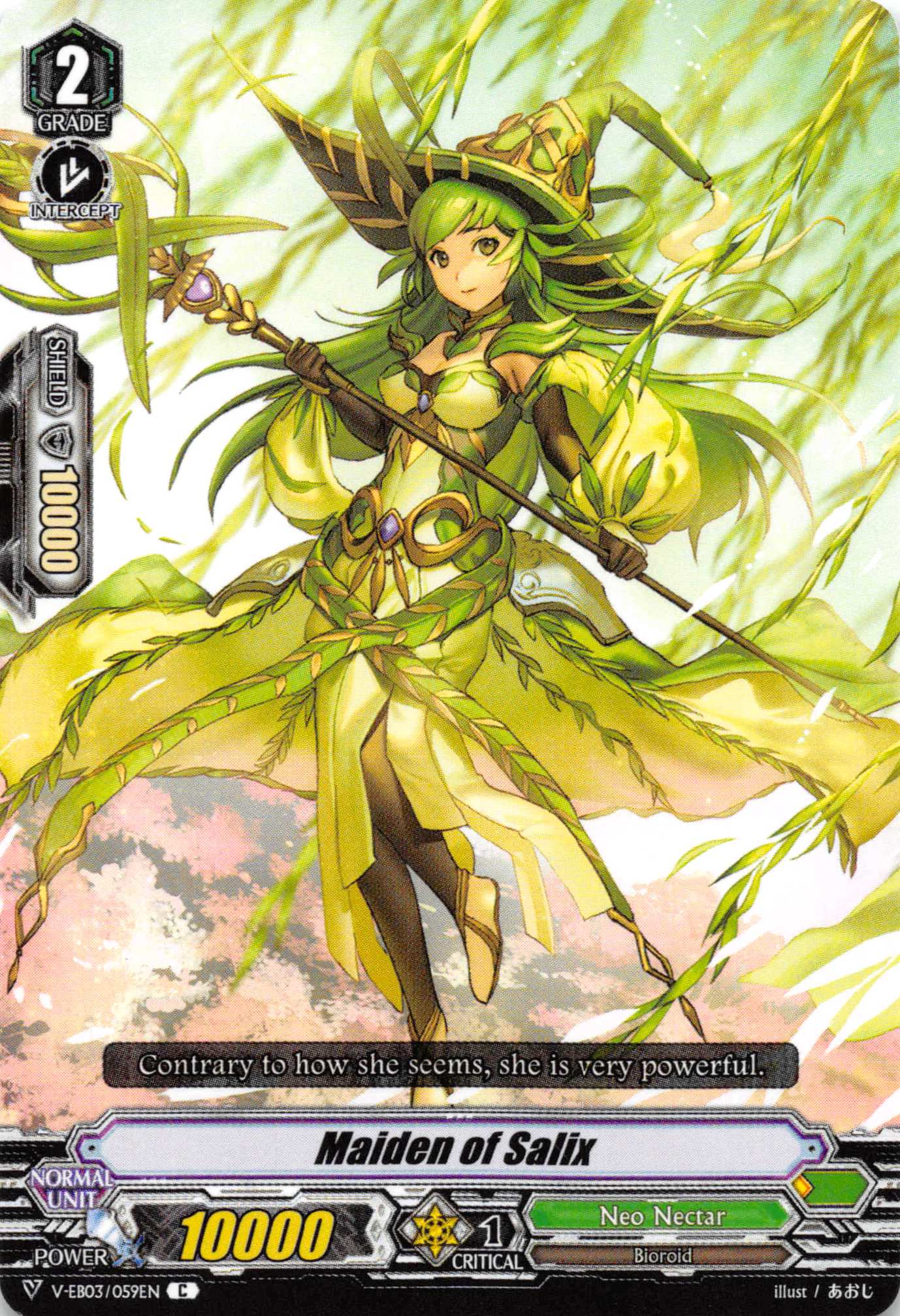 Maiden of Salix - Duel Kingdom | Duel Kingdom