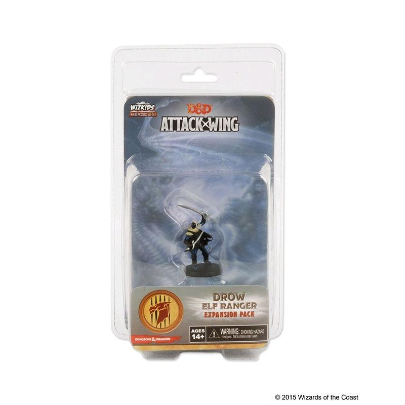 Dungeons & Dragons - Attack Wing Wave 5 Drow Elf Ranger - Duel Kingdom