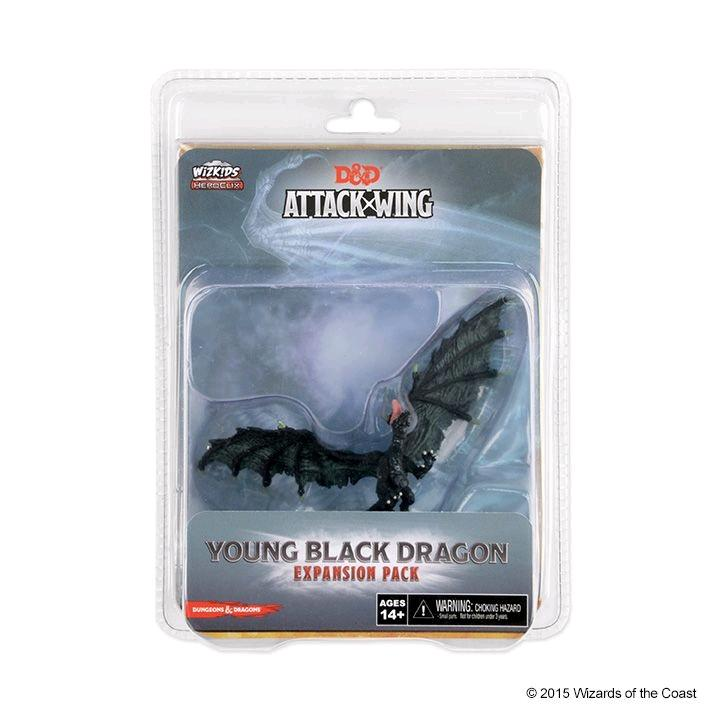 Dungeons & Dragons - Attack Wing Wave 9 Black Dragon Expansion Pack - Duel Kingdom