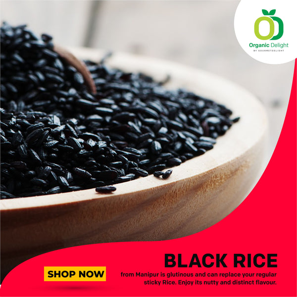 The Benefits of Black Rice