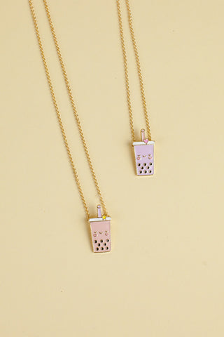 Boba BFF's Necklace Set