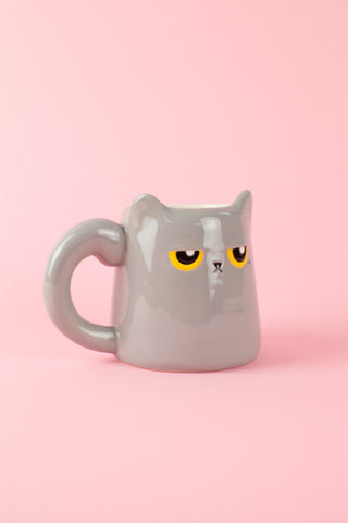 Oliver Cat Full Body Mug