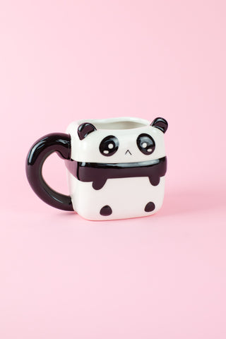 Pammy Panda Full Body Mug