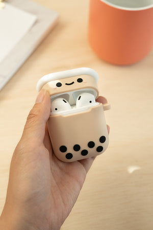 Pearl Boba Tea Airpod Case