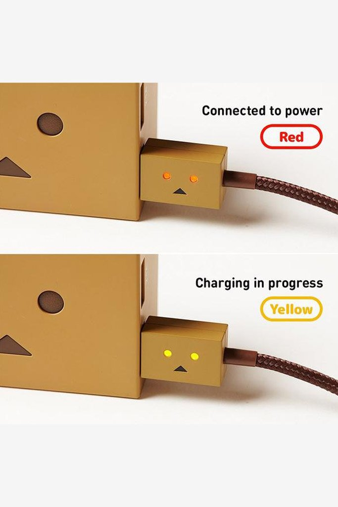 Danboard Usb Cable With Lightning U0026 Micro Usb Connector: Cheero Danboard Lightning to USB Cable - Smoko Incrh:smokonow.com,Design