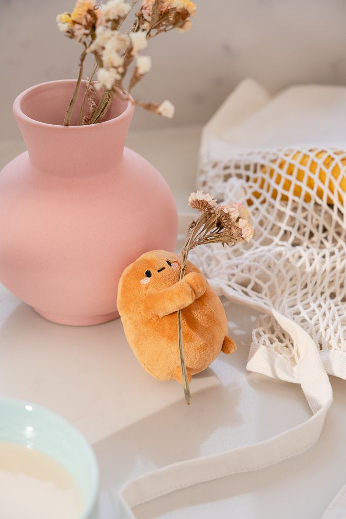 Tayto Potato Clip On Plush