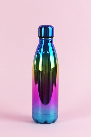 Rainbow Water Bottle