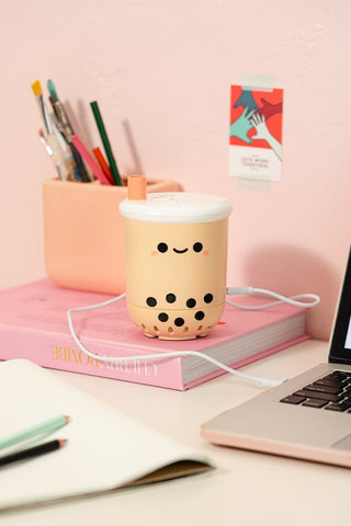 Pearl Boba Tea Mini Air Purifier