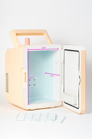 Pearl Boba Tea Mini Fridge 10 Liter (Limited Edition) ❄️ Pre-Order