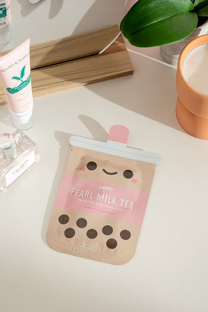 Pearl Boba Tea Hydrating Sheet Mask