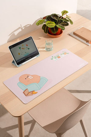 Tayto Couch Potato Extended Mouse Pad