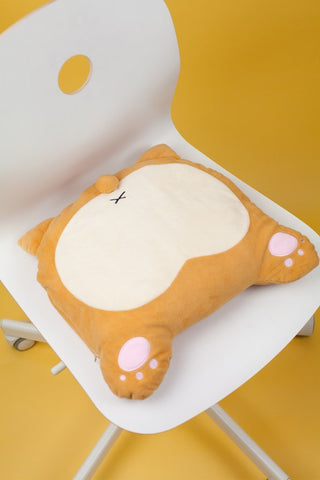 Corgi Butt USB Warming Cushion