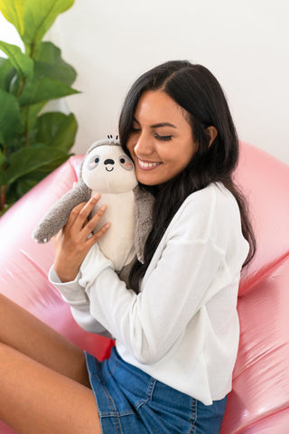 Sloan Sloth Toasty Plush