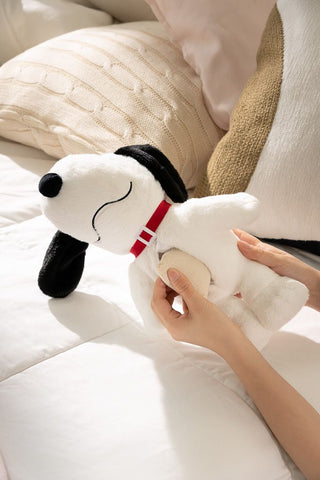 Snoopy Toasty Plush