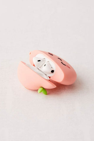 Floyd Peach Airpod Case 🍑